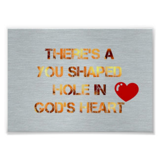 神の愛ポスター ポスター