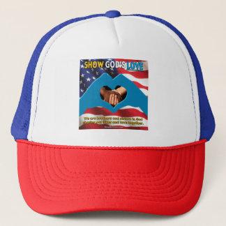 神の愛帽子を示して下さい キャップ