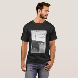 神の手仕事のEphesian 2:10 Tシャツ