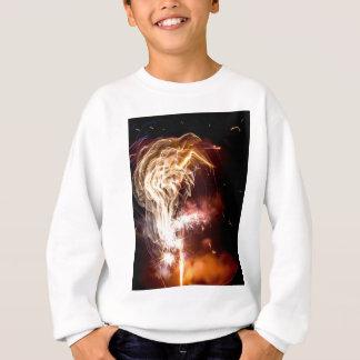 神の手 スウェットシャツ