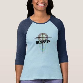 神の招待状… RSVP Tシャツ