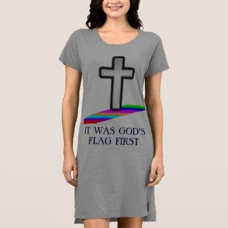 神の旗 ドレス