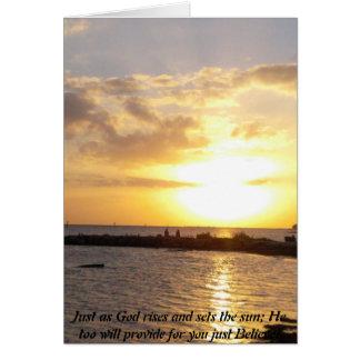神の栄光! カード