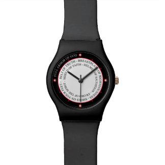 神の腕時計の完全な装甲 腕時計