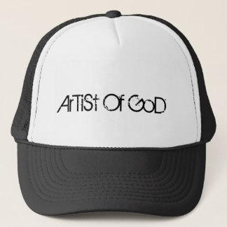 神の芸術家 キャップ
