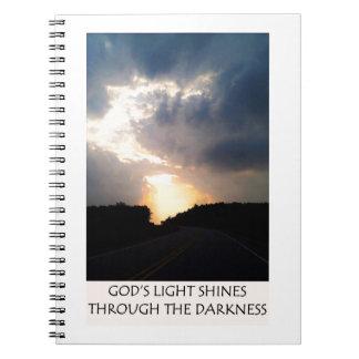 神の軽いノート ノートブック