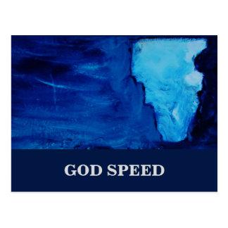 神の速度 ポストカード