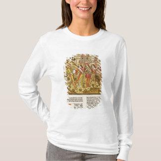 神の都市および今世紀の都市 Tシャツ