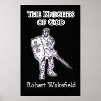 神の騎士 ポスター