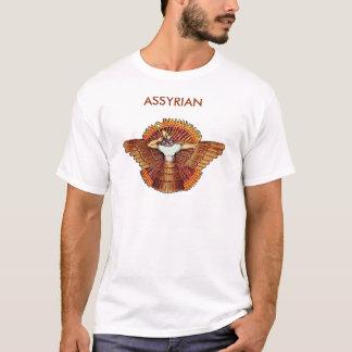神のAshurのTシャツ(アッシリア) Tシャツ