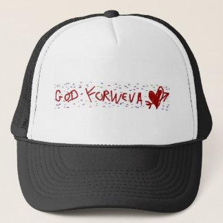 神のforwevaのwuvの帽子 キャップ