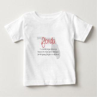 神はこの土地を愛します! ベビーTシャツ