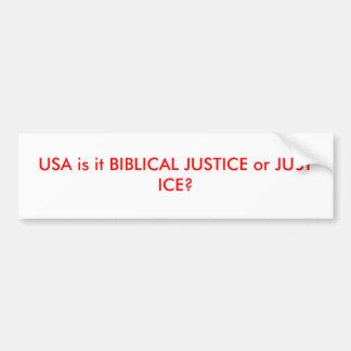 神はアメリカか風邪を賛美しますか。 バンパーステッカー