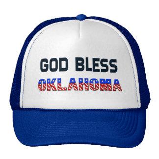 神はオクラホマを賛美します ハット