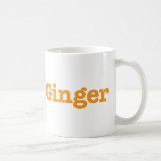神はショウガです コーヒーマグカップ