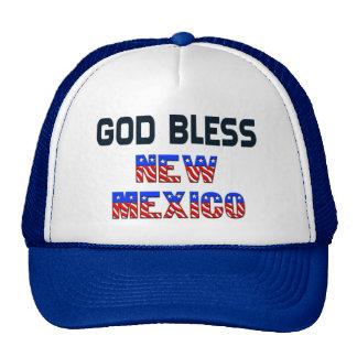 神はニューメキシコを賛美します キャップ