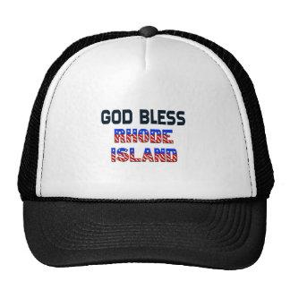 神はロードアイランドを賛美します ハット
