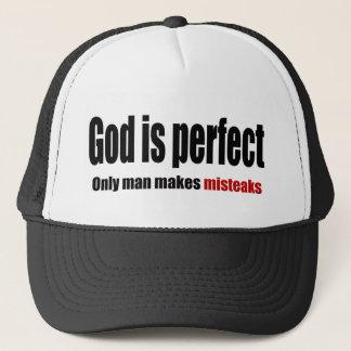 神は完全な帽子です キャップ