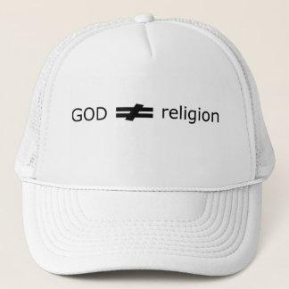 神は宗教-帽子ではないです キャップ