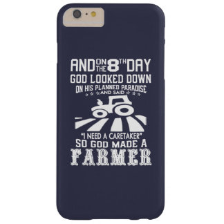 神は農家を作りました BARELY THERE iPhone 6 PLUS ケース