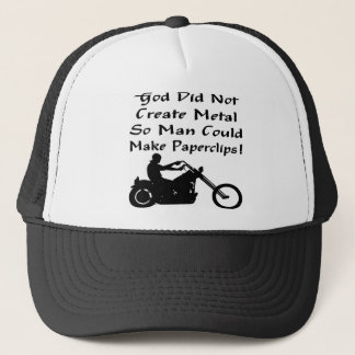 神は金属を作成しませんでした従って人はPaperclを作ることができます キャップ
