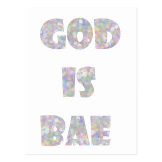 神はbaeです ポストカード
