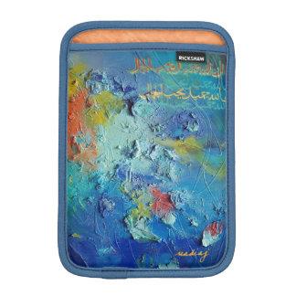 神はTabetの美しい袖です iPad Miniスリーブ