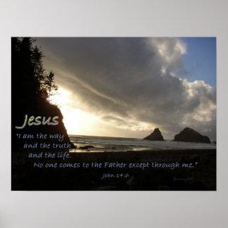 神への方法 ポスター