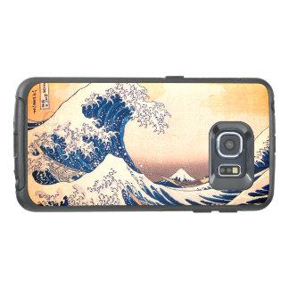 神奈川を離れた素晴らしい波 オッターボックスSamsung GALAXY S6 EDGEケース