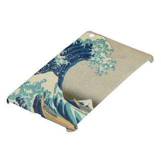 神奈川を離れた素晴らしい波 iPad MINI カバー