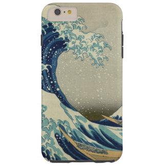 神奈川を離れた素晴らしい波 TOUGH iPhone 6 PLUS ケース