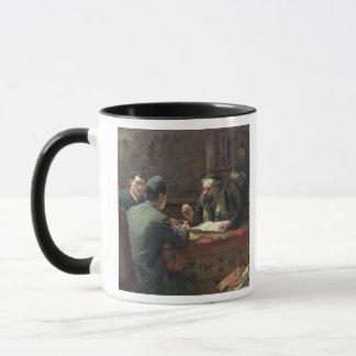 神学的な討論1888年 マグカップ