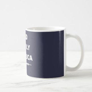 神家族の国 コーヒーマグカップ