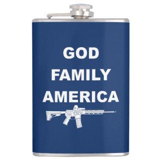 神家族の国 フラスク