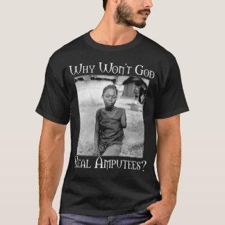 神対切断患者 Tシャツ