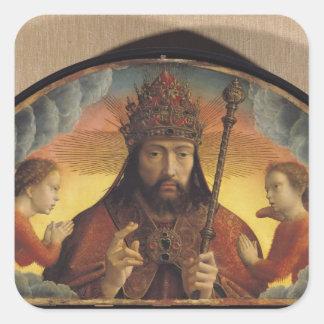 神父の天恵1506年 スクエアシール