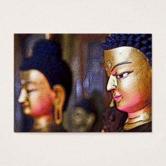 神社の仏の名刺 チャビ―名刺
