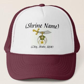 神社の球の帽子 キャップ