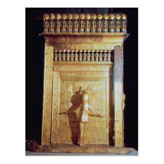 神社セットの形のCanopicの箱 ポストカード