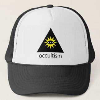 神秘学の帽子 キャップ