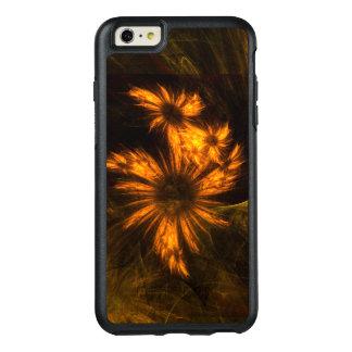 神秘性の庭の抽象美術 オッターボックスiPhone 6/6S PLUSケース