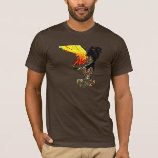 神秘的なフルート Tシャツ