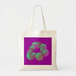 神秘的なプラスチック・バッグ トートバッグ