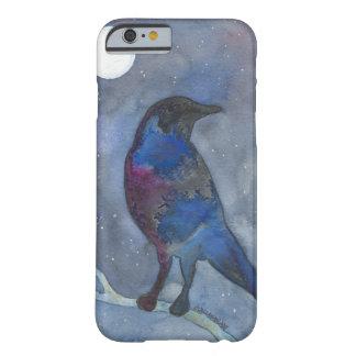 神秘的なワタリガラスのiPhone6ケース Barely There iPhone 6 ケース