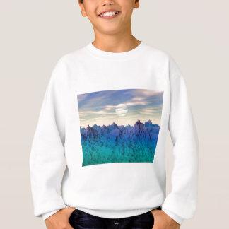 神秘的な世界 スウェットシャツ