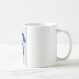 神秘的な主婦 コーヒーマグカップ