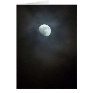 神秘的な月 カード