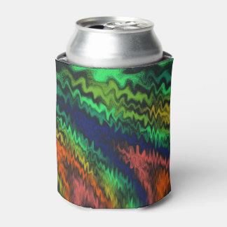 神秘的な火 缶クーラー