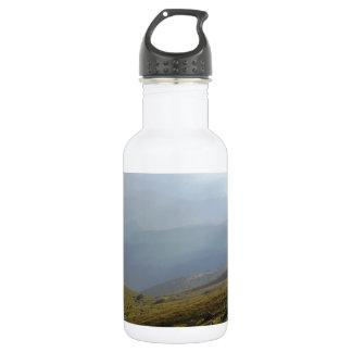 神秘的な谷 ウォーターボトル