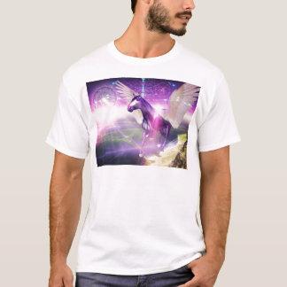 神秘的な馬 Tシャツ
